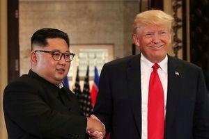 Tổng thống Donald Trump 'ngóng' lá thư từ lãnh đạo Triều Tiên