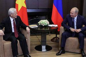 Quan chức Nga: Việt Nam đặt mua hơn 1 tỷ USD vũ khí của Nga