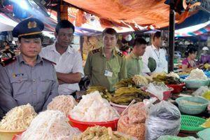 Vi phạm an toàn vệ thực phẩm bị phạt đến 200 triệu đồng