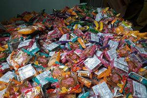 Hà Nội: Tiếp tục thu giữ 1.468 chiếc bánh trung thu không rõ nguồn gốc
