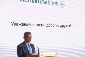 Vietnam Airlines kỷ niệm 25 năm sải cánh kết nối Việt Nam – Liên bang Nga