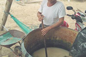 Huyện Tĩnh Gia, Thanh Hóa: Người dân lao đao vì nước sinh hoạt bị nhiễm mặn