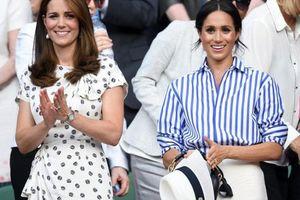 Lý do hai nàng dâu hoàng gia Anh không được đeo trang sức kim cương?