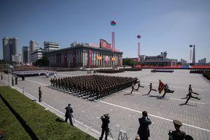 Toàn cảnh lễ duyệt binh kỷ niệm 70 Quốc khánh Triều Tiên