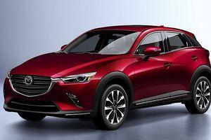 Mazda CX-3 thế hệ mới sẽ to lớn và có động cơ mạnh mẽ hơn