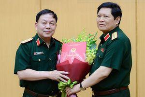 Quy định cấp bậc quân hàm cao nhất của đơn vị thành lập mới thuộc Bộ Quốc phòng