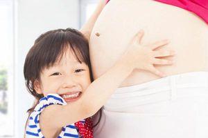 Dấu hiệu sắp sinh con thứ 2 mà mẹ bầu nên biết