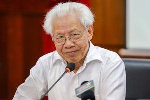 GS Hồ Ngọc Đại nói về sách giáo dục công nghệ đang gây 'bão' dư luận