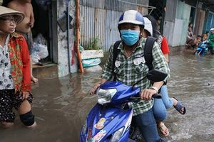 470 tỷ đồng chống ngập đường Nguyễn Hữu Cảnh: Manh mún