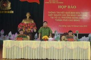 Vụ giết vợ ở Cao Bằng: Quyết tìm kiếm thi thể nạn nhân