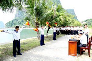Quân chủng Hải quân khai mạc Hội thi Thông tin tàu giỏi lần thứ 6