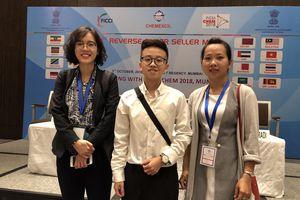 Doanh nghiệp Việt Nam tham dự hội chợ Hóa chất tại Ấn Độ