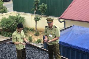 Lạng Sơn: Chặn đứng 2 rơ moóc đầu kéo vận chuyển than đá không rõ nguồn gốc