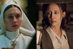 Giả thuyết gây sốc về 'The Nun': Sơ Irene chính là Lorraine Warren thời trẻ!