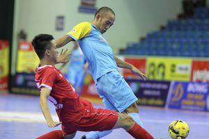 Futsal HDBank VĐQG 2018: Sanna Khánh Hòa thắng kịch tính Hoàng Thư Đà Nẵng