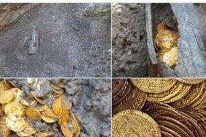 Đào móng nhà hát, phát hiện kho báu hàng triệu USD
