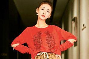 Những bộ trang phục kém tinh tế của 'Ngụy Anh Lạc' Ngô Cẩn Ngôn
