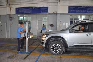 Xử lý nghiêm tình trạng trốn đăng kiểm phương tiện