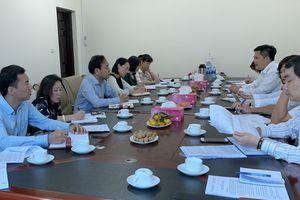 CĐCTVN nắm bắt tình hình hoạt động tại CĐ TCty Thép VN và CĐ Cty CP Tôn mạ VNSteel Thăng Long