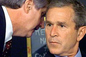 Ngày này năm xưa: Ông Bush chấn động nghe tin Mỹ bị tấn công