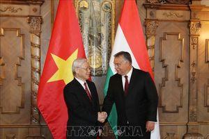 Tổng Bí thư Nguyễn Phú Trọng gửi Điện cảm ơn Thủ tướng Hungary Viktor Orban