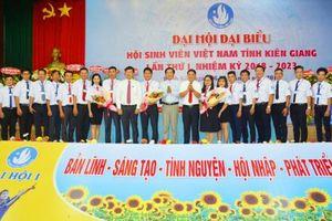 Kiên Giang tổ chức thành công Đại hội Đại biểu Hội Sinh viên Việt Nam lần thứ I