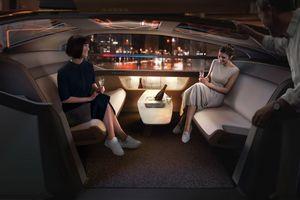 'Phi cơ mặt đất' Volvo 360c đẹp thế này khỏi cần đi máy bay