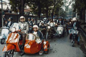 Giới xe cổ Việt Nam nóng lên từng ngày với sự kiện The Distinguished Gentleman's ride 2018