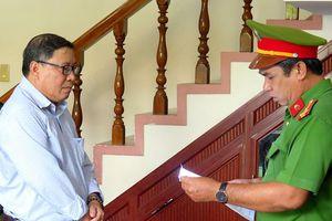Lý do cựu chủ tịch huyện kêu oan bị tạm giam