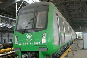 Bắt đầu kiểm toán dự án metro Cát Linh - Hà Đông