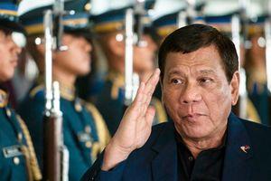 Tổng thống Duterte thách quân đội Philippines đảo chính