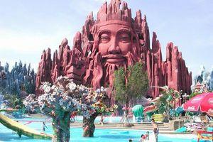 Suối Tiên - công viên chủ đề Phật giáo gây ấn tượng thế giới