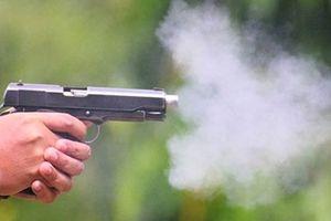 Hà Nội: Nổ súng khi bị tấn công, may mắn không ai trúng đạn