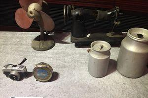 Hàng vạn hiện vật quý được hiến tặng cho Bảo tàng Hà Nội