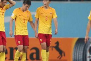 Đầu tư 'mưa tiền', bóng đá Trung Quốc vẫn 'khô hạn' thành tích