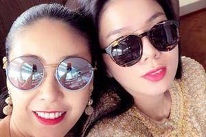 Hoa hậu Hà Kiều Anh, Lệ Quyên xinh đẹp đọ sắc, ai gợi cảm hơn?