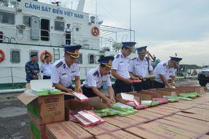 Làm tốt nhiệm vụ thực thi pháp luật trên biển