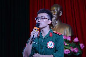 Học viện Kỹ thuật Quân sự tổ chức Hội thi Olympic các môn Khoa học Mác-Lênin, tư tưởng Hồ Chí Minh
