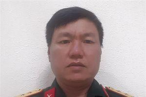 Hành động đẹp của Thượng tá Phan Văn Thuần