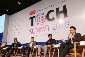 TechSummit 2018: Công nghệ thay đổi kinh doanh