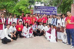 Thúc đẩy giao lưu, hợp tác thanh niên Việt Nam - Ấn Độ