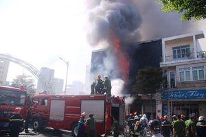 Triệu tập 2 thợ hàn, tìm nguyên nhân vụ cháy quán bar tại Đà Nẵng