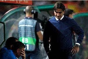 Thảm bại 0-6, HLV ĐT Croatia đổ lỗi cho… chấn thương