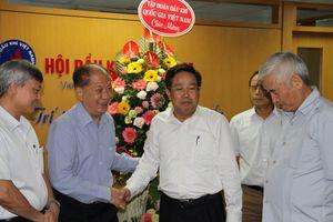Tập đoàn Dầu khí Việt Nam chúc mừng Hội Dầu khí Việt Nam nhân kỷ niệm 9 năm ngày thành lập
