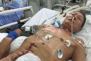 Ông Trần Huy Lượng mắc bệnh ung thư đại tràng đã qua đời