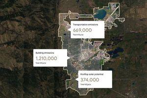 Google Maps biết mức độ ô nhiễm của cả một thành phố