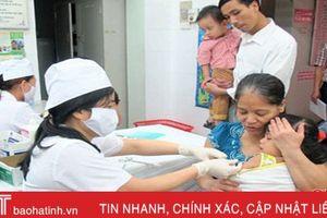 Người dân Hà Tĩnh hãy yên tâm trước việc thay đổi vắc xin tiêm chủng!