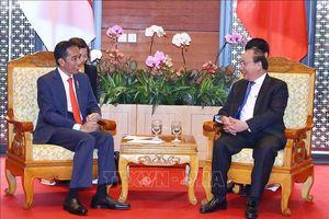 Việt Nam và Indonesia phấn đấu đưa kim ngạch thương mại hai chiều đạt 10 tỷ USD