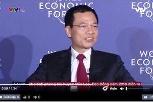 Việt Nam đưa ra 3 sáng kiến tại WEF ASEAN