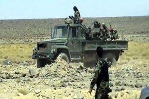 Quân đội Syria ráo riết săn đầu khủng bố al-Nusra ở Hama